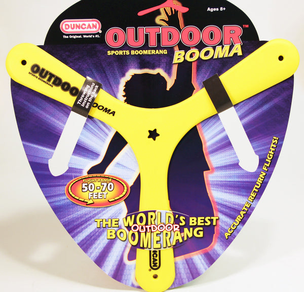 Duncan Outdoor Booma Sports Boomerang