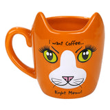 Adorable Pet Puppy Cat Tea Coffee Cup Mug Drinkware Collection (8 style)