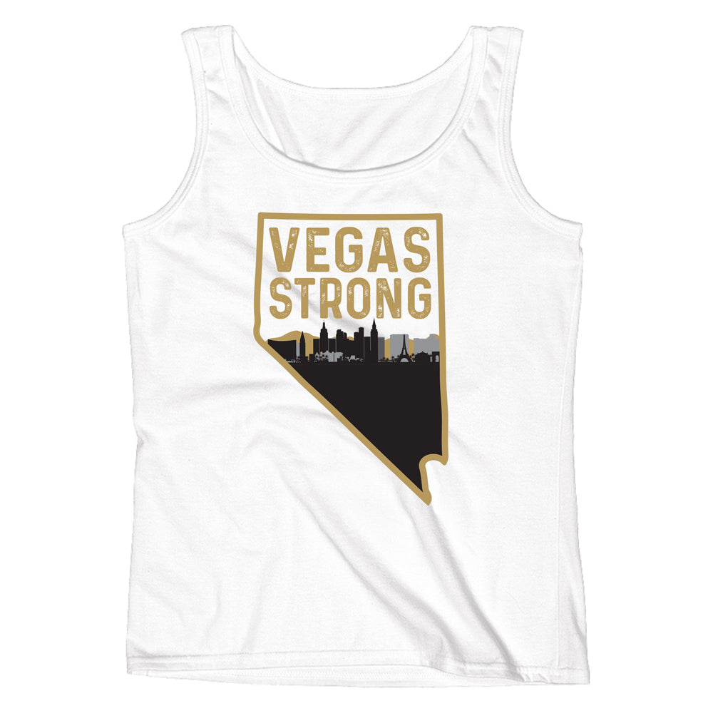 Vegas Strong Ladies' Tank