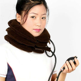 Health Care Massage Neck Cervical Traction Device