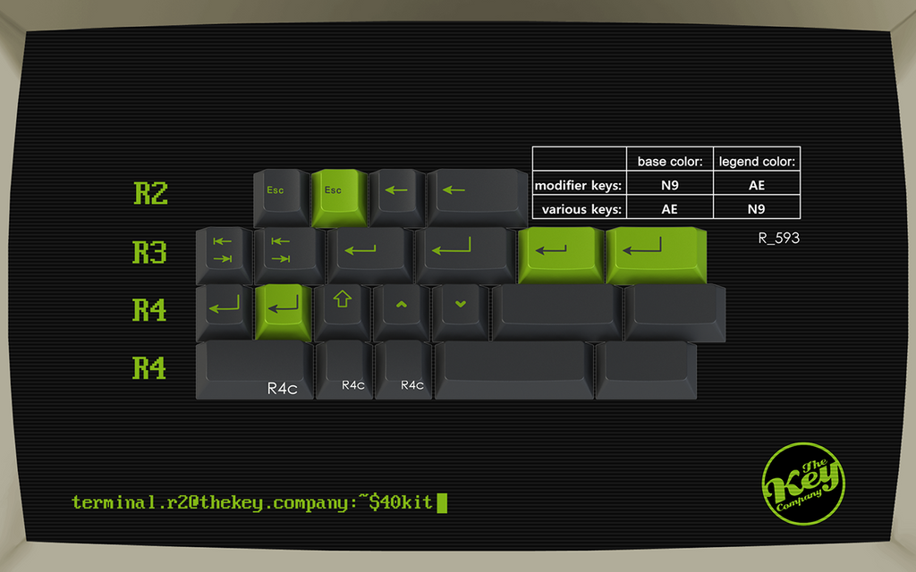 [Group buy] GMK >Terminal_ R2-zFrontier