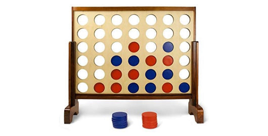 Rustic Giant Connect Four