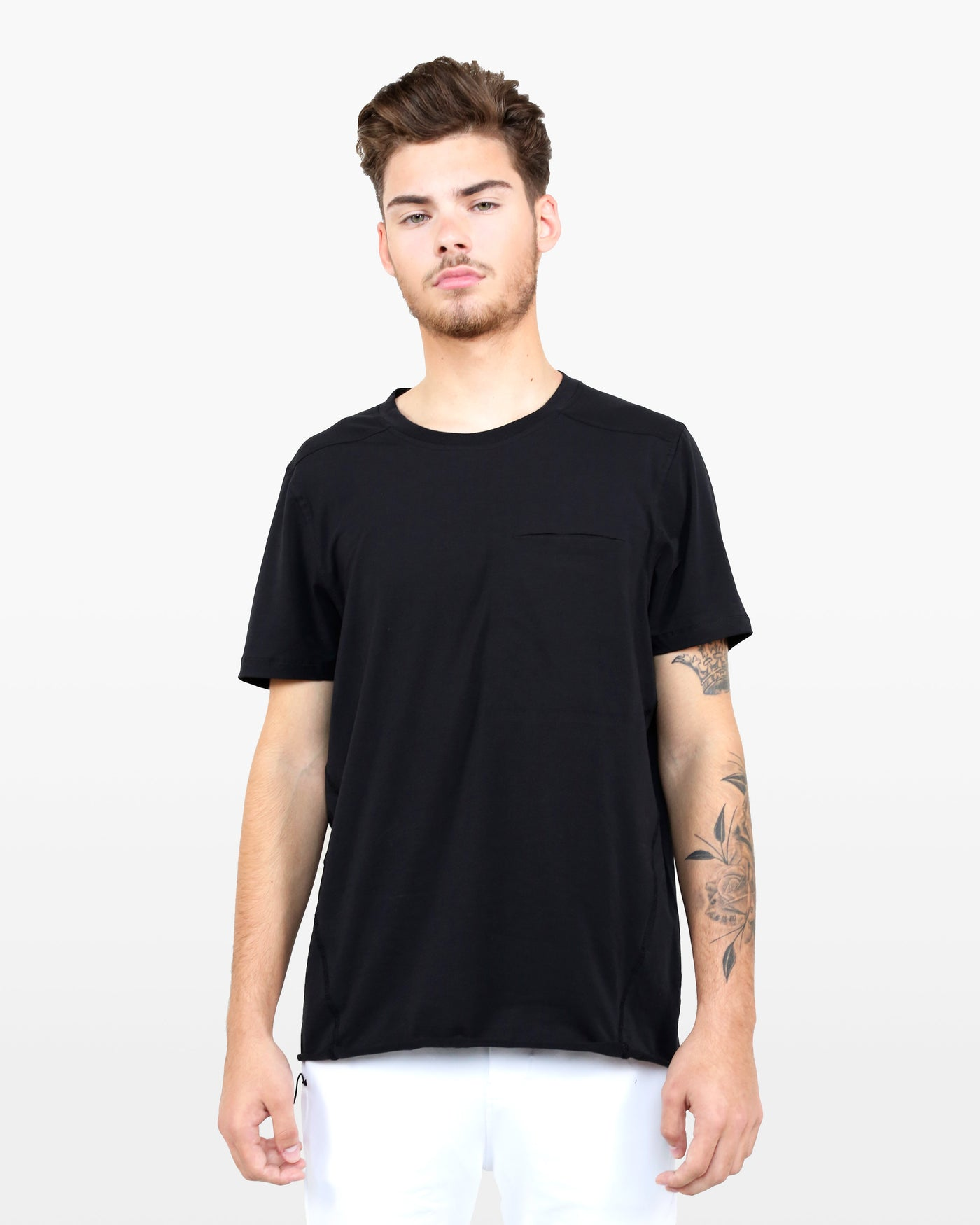 Bohr Tee DRJ in black