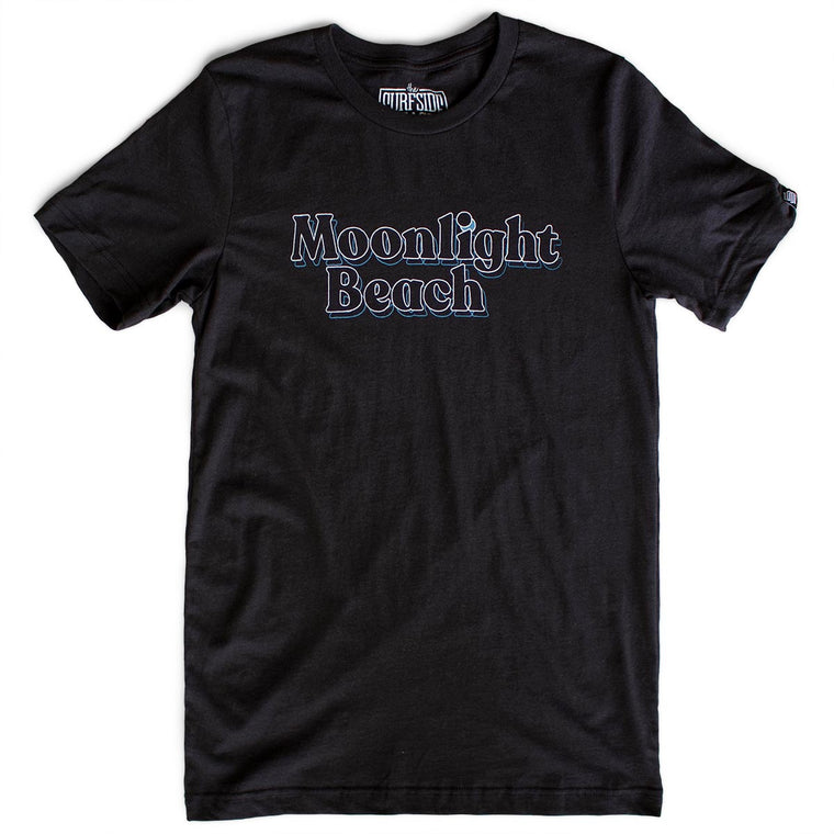 Moonlight Beach (Encinitas) Unisex T-Shirt