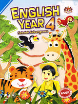 Textbook (English) Year 4 SK - Pustaka Saujana