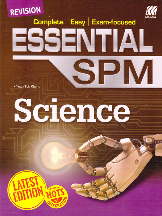 Essential SPM (Science) - Pustaka Saujana