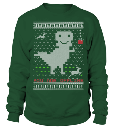 You Are Offline- Christmas Shirt