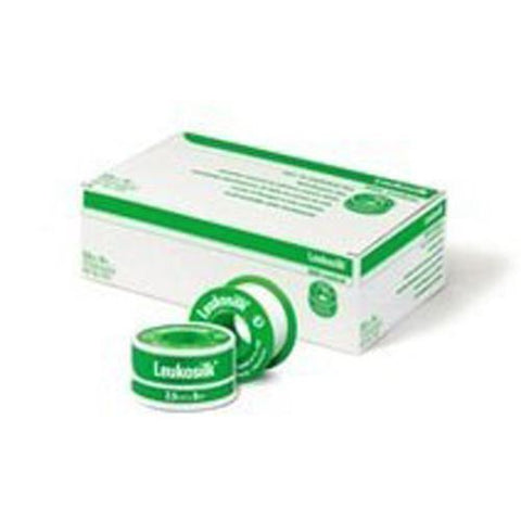 Scanpor Microporous Surgical Tape - 1.25cm, 2.5cm or 5cm x 5M Rolls