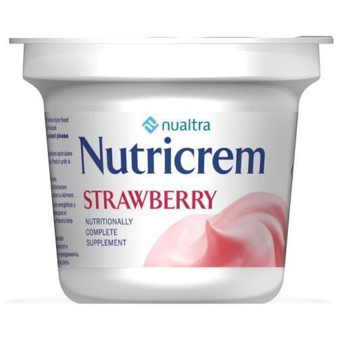 Fresenius Nutricrem Strawberry (4x125g)