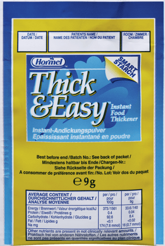 Thick & Easy (100 Sachets x 9g)