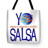 SalZOOM Tote Bag - World Salsa Championships