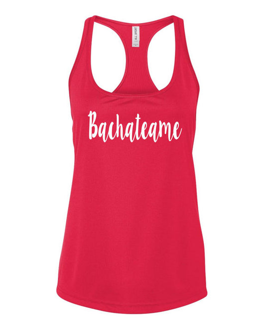 Bachateame Tank top,  workout tank, dancer,bachata,ladies shirt - World Salsa Championships