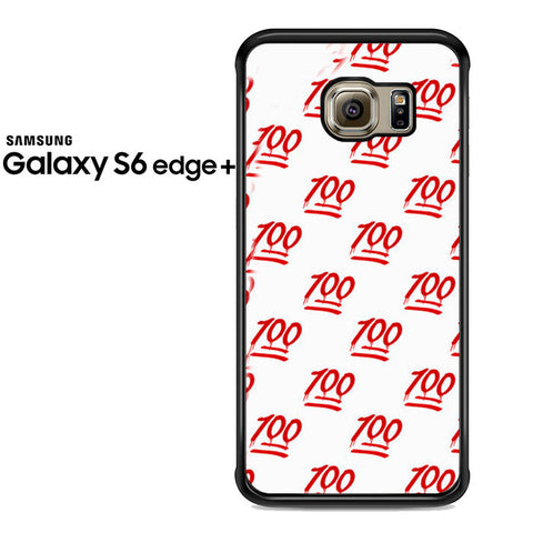 100 Pattern Samsung Galaxy S6 Edge Plus Case