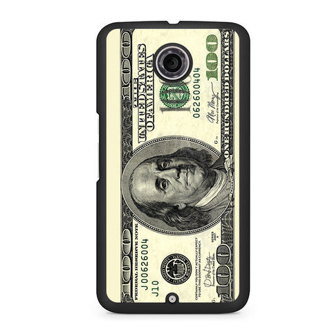 100 Dollars Nexus 6 Case