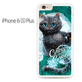 Alice Through The Looking Glass Cat Iphone 6 Plus Iphone 6S Plus Case