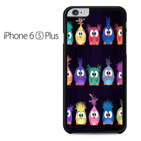Angry Birds Movie Pattern Iphone 6 Plus Iphone 6S Plus Case