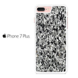 Black Marble Sparkle Iphone 7 Plus Case