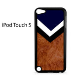 Brown Chevron Ipod Touch 5