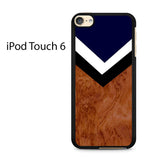 Brown Chevron Ipod Touch 6