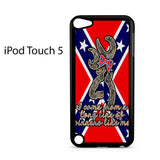 Browning Rebel Flag Ipod Touch 5