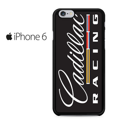Cadillac Racing Vertical Logo Iphone 6 Iphone 6S Case