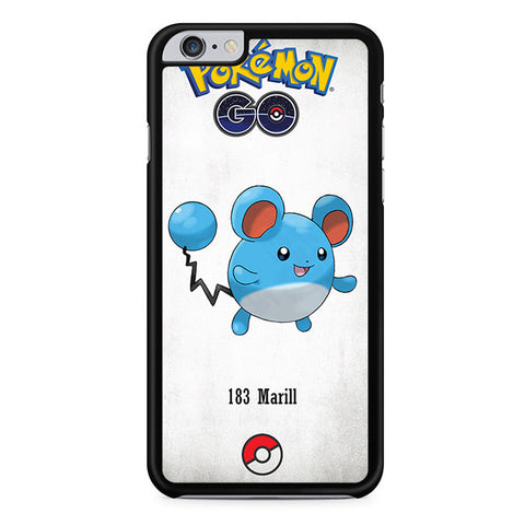 183 Character Marill Iphone 6 Plus Iphone 6S Plus Case