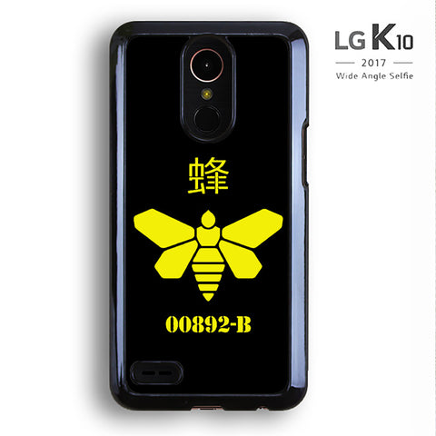 00892-B Breaking Bad LG K10 Case