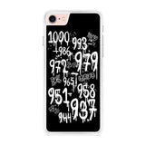 1000 Minus 7 Iphone 7 Case