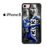 Eden Hazard Art Iphone 8 Case