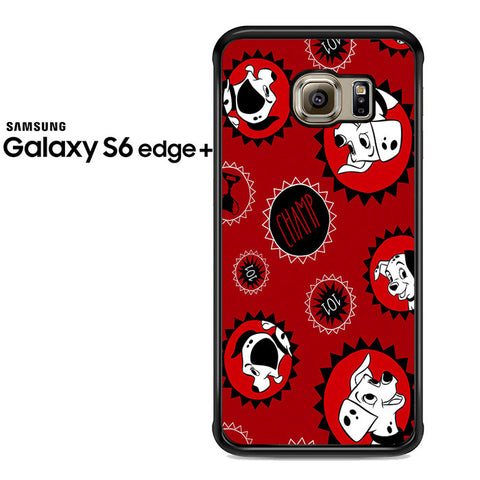 101 Dalmations Frame Samsung Galaxy S6 Edge Plus Case