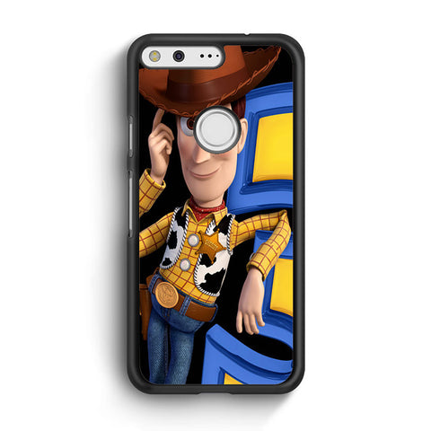 Woody Toy Story 3 Google Pixel XL