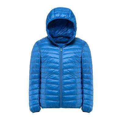 New Casual Brand White Duck Down Jacket Men Warm Coat Men's Ultralight Duck Down Jacket Male Windproof Parka