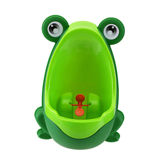 Online discount shop Australia - Baby Wall-Mounted Toilet Training , Toddler Frog Stand Vertical Urinal , Baby Boys Potty Toilet