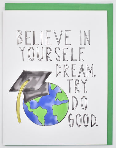 Boy Meets World Graduation Card