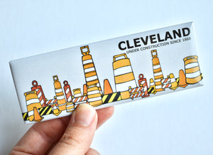 Cleveland Construction Magnet