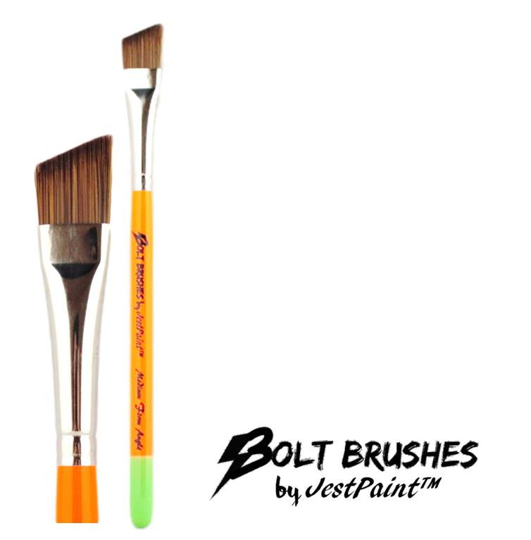 Bolt Brushes - Medium Firm Angle