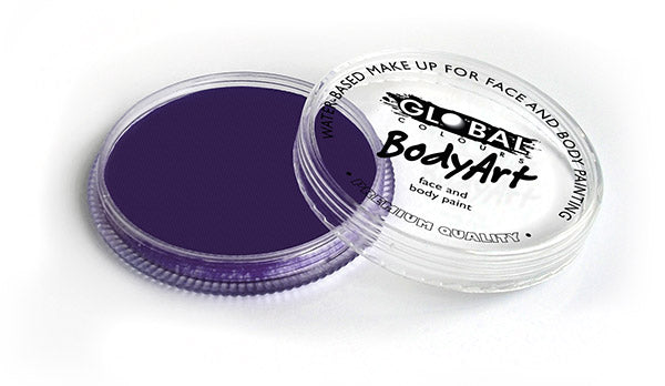 Global Body Art Face Paint - Purple 32g