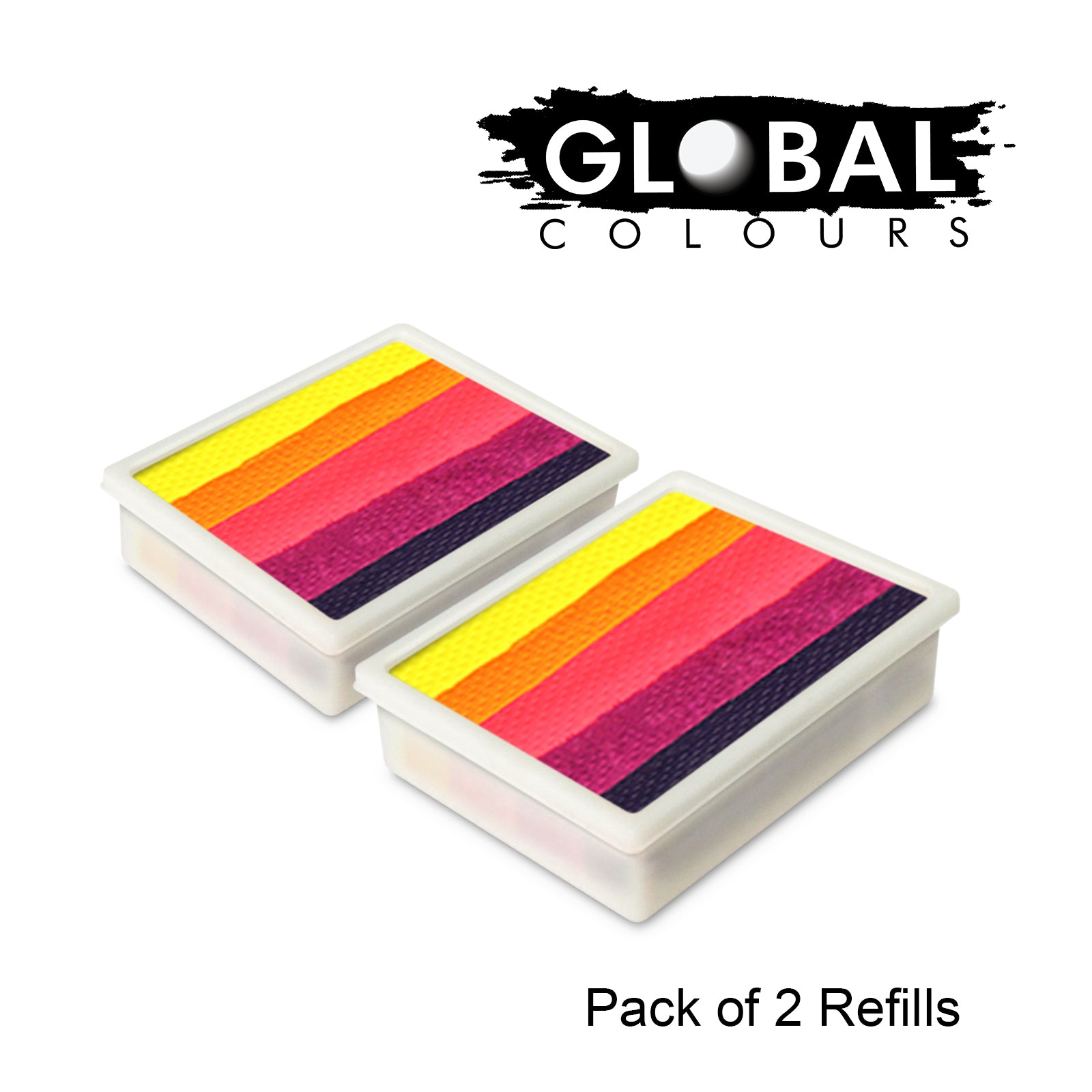 Global Fun Stroke Refill - Neon Nirvana LC