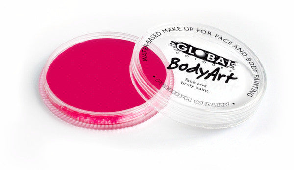 Global Body Art Face Paint - Neon Pink 32g