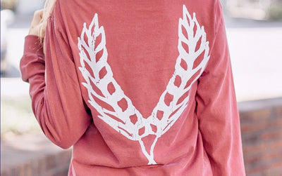 Crimson Long Sleeve