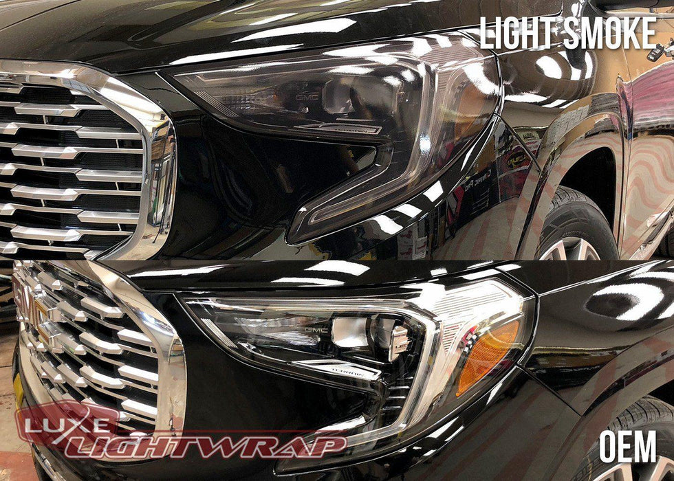 2018+ Terrain Head Light Tint Kit - Full Wrap