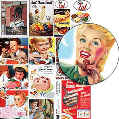 Let's Eat Collage Sheet