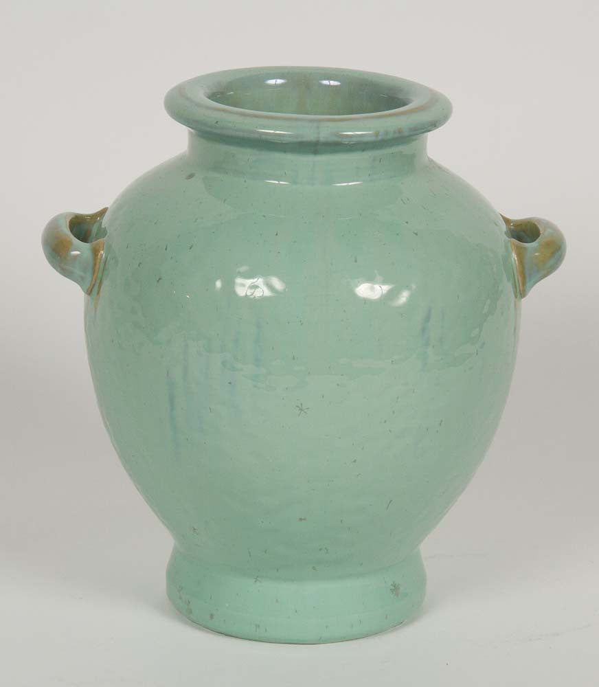 Two-Handled Fulper Vase