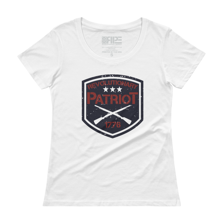 Revolutionary Patriot Women's (White)