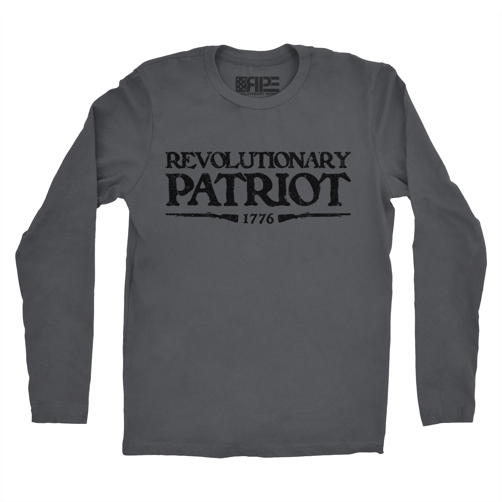 Rifleman Long Sleeve (Dark Grey)