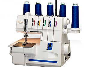 Baby Lock BL480A Diana 5/4/3/2-Thread 3-Needle A-Line Series Serger