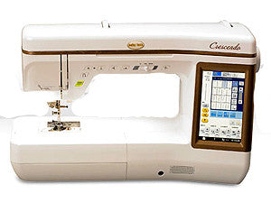 Baby Lock BLCR Crescendo Sewing And Quilting Machine