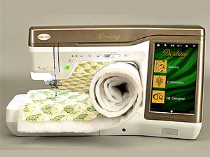 Baby Lock BLDY Destiny Sewing And Embroidery Machine
