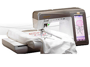 Baby Lock BLG3 Ellegante 3 Sewing And Embroidery Machine