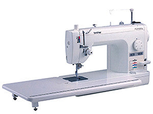 Brother PQ1500SL High Speed Straight Stitch Sewing And Quilting Machine, Optional Grace Frame